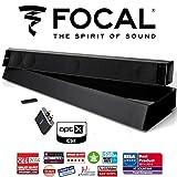 Focal Dimension 5.1 Soundbar Bundled with Focal Subwoofer & APT-X Bluetooth Receiver