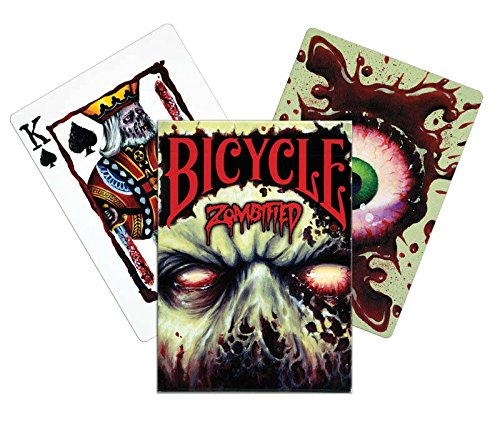 Bicycle Zombified Playing Cards (Billy Bike)