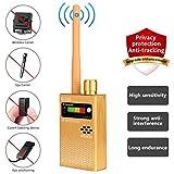 Eilimy Anti-Spy Wireless RF Signal Detector Set [2018 Latest Upgrade] Bug GPS Camera Signal Detector,for Hidden Camera GSM Listening Device GPS Radar Radio Scanner Wireless Signal Device Finder