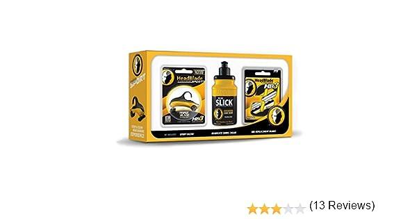 HeadBlade Kit SPORT + HB3 + HeadSlick 150ml: Amazon.es: Deportes y ...