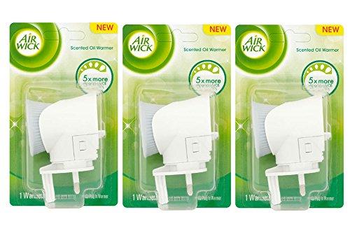 3 x Airwick Plugs - Plug In Machines (No refills)