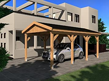 Fr carport good best inspiration fr mittelgroe moderne carports