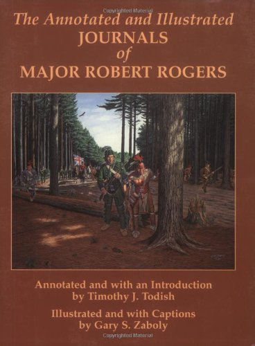 Download The Annotated and Illustrated Journals of Major Robert Rogers pdf