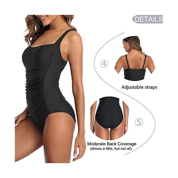 Strappy Tankini Set per Donne Due Pezzi Costume Da Bagno Bikini Con Costume Da Bagno Costume Da Bagno
