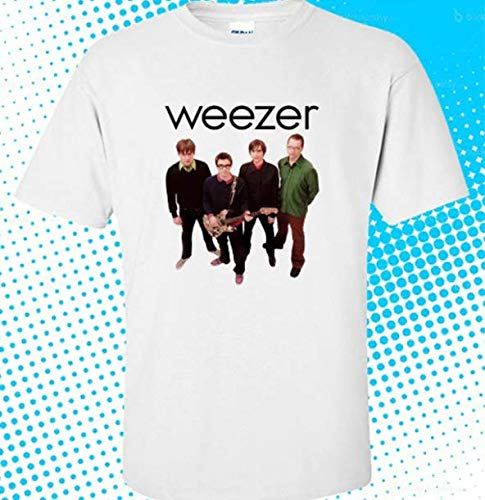 Weezer Band Album Cover Rock Band T-Shirt, Longslee, Sweatshirt, Hoodie