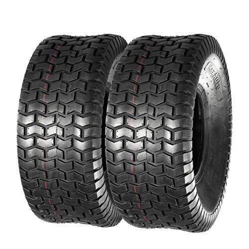 Pack of 2 Lawn & Garden Turf Saver Tire 20×8-8 20×8.00-8 20x8x8,4PR