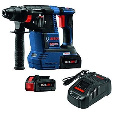 Bosch GBH18V-26K24 18V 1 SDS-Plus Rotary Hammer Kit