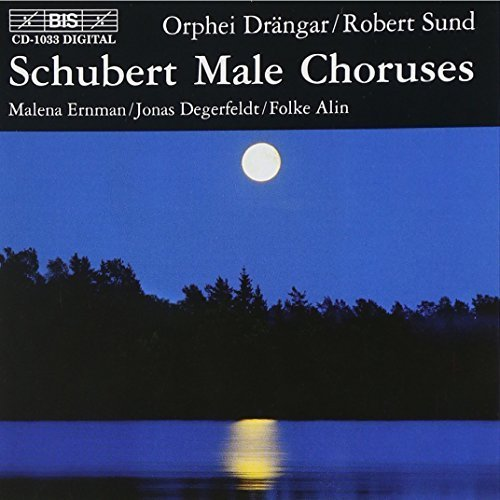 Price comparison product image Male Choruses by F. Schubert (2013-05-03)