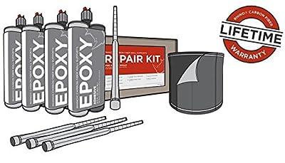 Corner Crack Repair Kit - RCF-CNR Repair Kit For Foundation, Wall, Basement, Pool, Concrete & Crack Repair