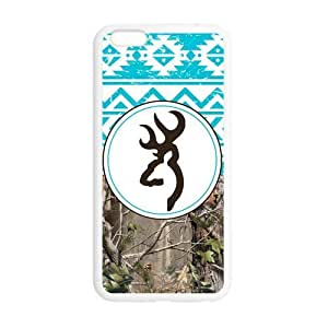 Generic Browning Cutter Blue Tribal Design iPhone 6plus 5.5