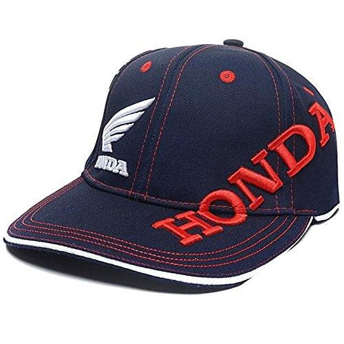 LOVEBLING Blinglove New Merchandise Honda Racing Corporation Cap Baseball Hat Blue