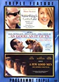 Something's Gotta Give / As Good As It Gets / A Few Good Men (Triple Feature) (Boxset)