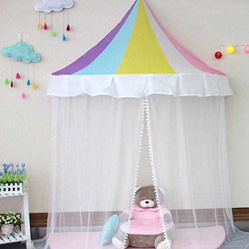 Buringer Hanging Canopy Princess Rainbow product image