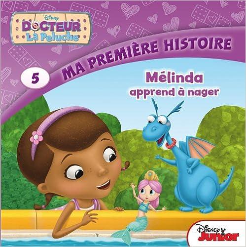 Lire un Docteur La Peluche, Tome 5 : Mélinda apprend à nager pdf
