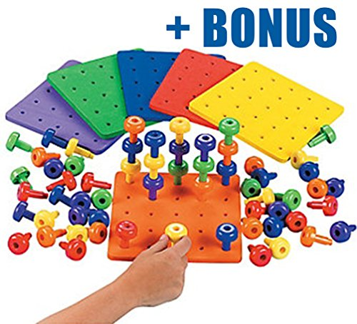 Math Manipulatives for Preschoolers and Toddlers; Montessori Materials, Occupational Therapy Toys