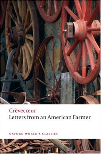 Letters from an American Farmer (Oxford World's Classics) by Oxford University Press