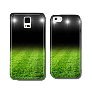 Football field at night cell phone cover case Samsung S6