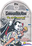 #5: 2018 Topps Garbage Pail Kids Series 2 OH THE HORROR-IBLE EXCLUSIVE Factory Sealed Value Box with Special BATHROOM BUDDIES STICKERS! Look for Auto, Sketch Cards & Printing Plates! Brand New! WOWZZER!