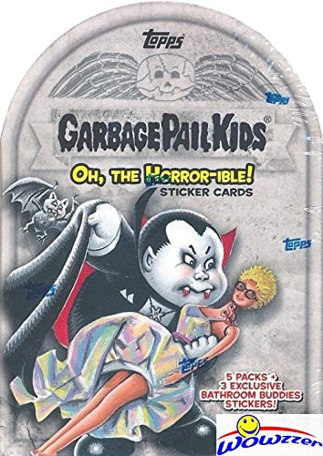 2018 Topps Garbage Pail Kids Series 2 OH