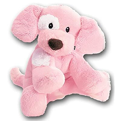 Spunky Puppy Baby Rattle (Color Varies) : Plush Toys : Baby