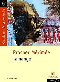 Tamango par Mérimée