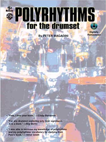alfred polyrhythms for the drumset