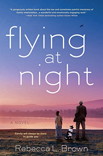Flying at Night by [Brown, Rebecca L.]