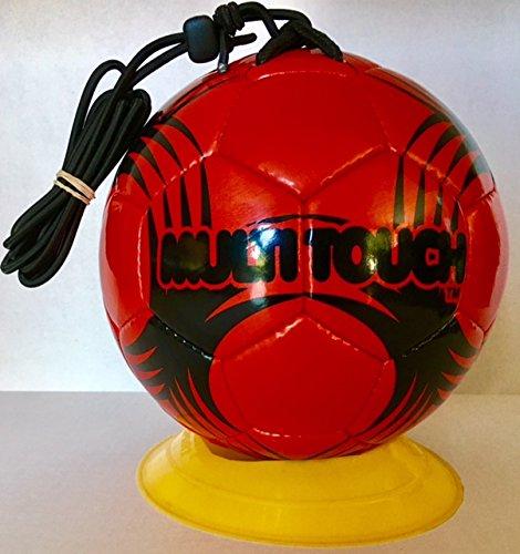 MultitouchトレーナーサッカーバンジートレーニングAidサイズ5 B0785W6Z7N