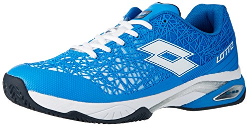 Chaussures Viper Hommes Sport Loto Ultra Iii Cly De Tennis, Trèfle Fluo / Bleu Blanc (blu Atl / Wht)
