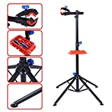 Best Bicycle Repair stands - S AFSTAR Pro Mechanic Bike Repair Stand Adjustable Review