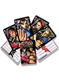 Street Fighter Super IV Playing Cards Poker Deck