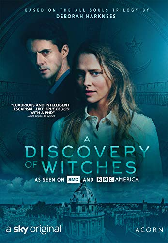 A Discovery of Witches: Series 1 (Dvd Season 1)