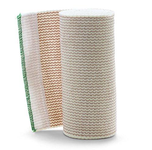 Medline DYNJ05157LF Matrix Elastic Bandages, Latex Free, Sterile, 6