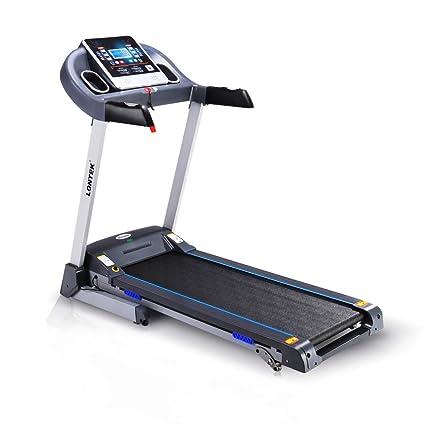Cinta De Correr plegable portátil Treadmill, 14KM/H, detección de ...