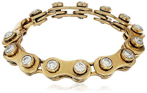 Chain Industrial Link Bracelet - Nicole Miller