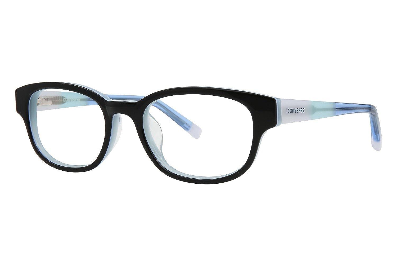 Amazon.com: Eyeglasses Converse Q005 BLA Black: Clothing