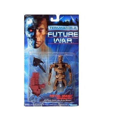 Terminator 2 Future War Metal Mash Terminator Action Figure by Terminator ()