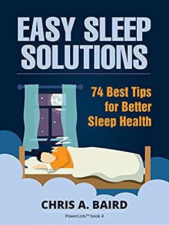 sleep easy sleep solutions 74 best tips for better sleep health how to deal with sleep. Black Bedroom Furniture Sets. Home Design Ideas