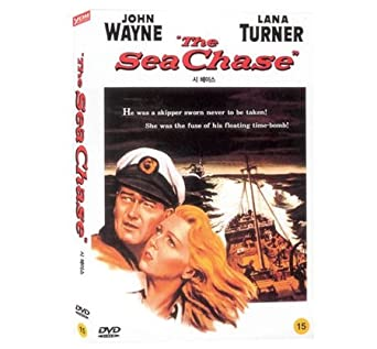 movie the sea chase 1955