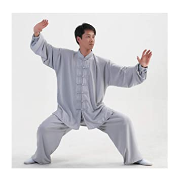tai chi Uniforme Mujeres Wing Chun Qi Gong Ropa Kung Fu Traje ...