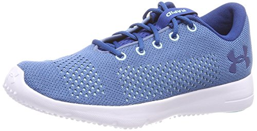 Laufschuhe Rapid Blau Bass UA Armour Damen Blue W Under HXgf4