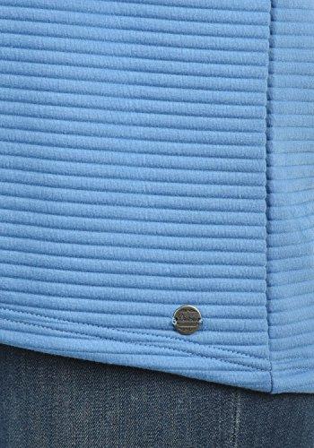 V en Femme Gilet Jorid Encolure en pour Blu 1805 Cardigan Sweat Veste avec Desires Lichen nST04Pqq