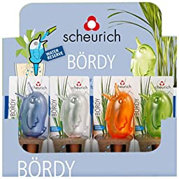 SCHEURICH USA 51681 Bordy Water Supplier, Medium, Blue