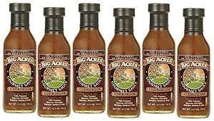 Big Acres Milagro Mole Sauce, Case of 6 Bottles