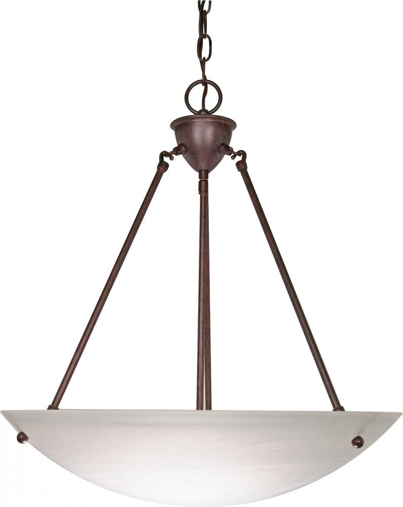 Nuvo Lighting 60/370 Three Light Pendant - Ceiling Pendant Fixtures - Amazon.com  sc 1 st  Amazon.com & Nuvo Lighting 60/370 Three Light Pendant - Ceiling Pendant ... azcodes.com