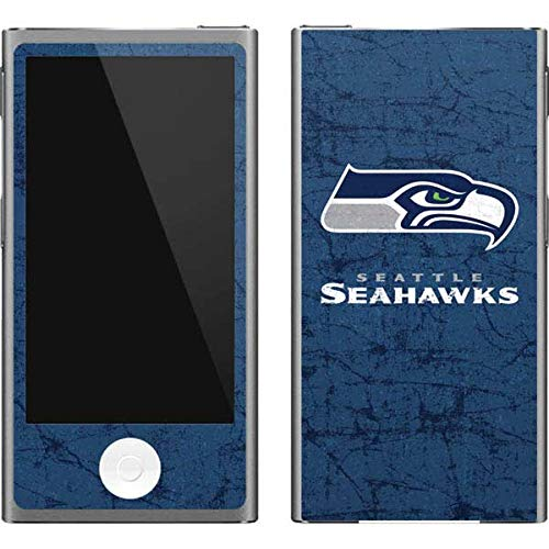 Skinit Decal Skin for iPod Nano (7th Gen&2012) - Officially Licensed NFL Seattle Seahawks Distressed Design