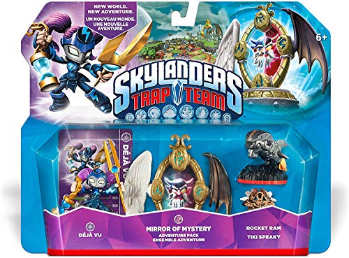 Skylanders Trap Team: Mirror of Mystery Level Pack (Light Dark Trap Team)