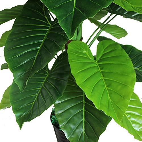 200cm sin Olla TOMHY 200cm /árbol Artificial Hoja Grande Goteo Guanyin Falsos /árbol de Plantas bons/ái /árbol Verde decoraci/ón del hogar Falsos Plantas Artificiales