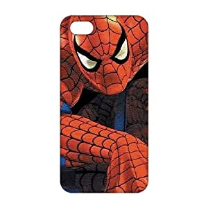 3D Cartoon Spiderman For SamSung Galaxy S4 Mini Phone Case Cover