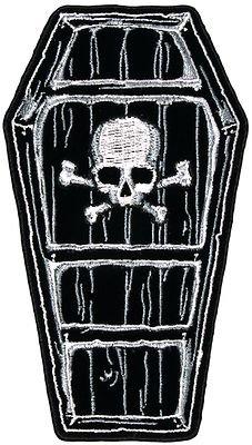 COFFIN SKULL Bones 6